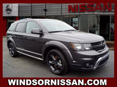 Used 2018 Dodge Journey AWD Crossroad - 538027487
