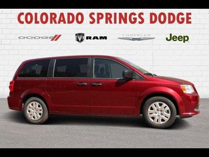 New 2019 Dodge Grand Caravan SE - 529845934