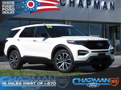 New 2020 Ford Explorer 4WD ST - 527274490