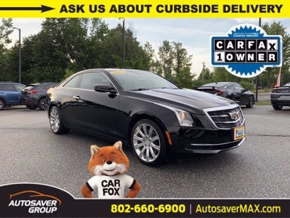 Used 2017 Cadillac ATS 2.0T AWD Coupe - 566908859
