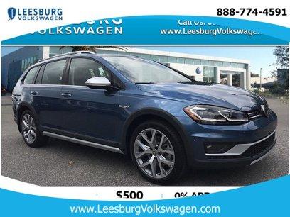 New 2019 Volkswagen Golf SEL - 513074854