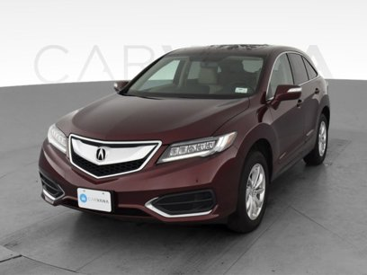 Used 2018 Acura RDX AWD w/ Technology Package - 548983030