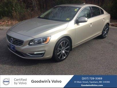 Certified 2017 Volvo S60 T5 Inscription Platinum AWD - 566126699