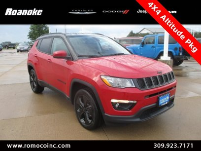 New 2020 Jeep Compass For Sale In Normal Il 61761 Autotrader