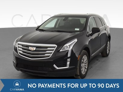 Used 2017 Cadillac XT5 FWD Luxury - 549377693