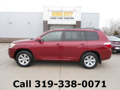 2008 Toyota Highlander For Sale >> 2008 Toyota Highlander For Sale In Cedar Rapids Ia 52404 Autotrader
