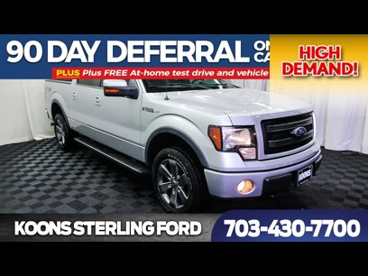 Used 2014 Ford F150 FX4 - 548301401