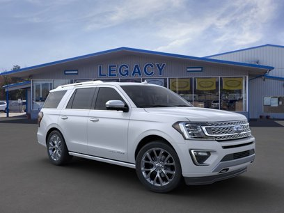 New 2019 Ford Expedition 4WD Platinum - 530917057