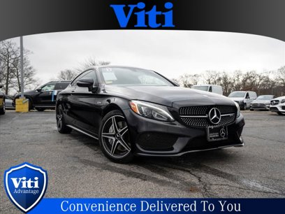 Certified 2017 Mercedes-Benz C 43 AMG 4MATIC Coupe - 542144654