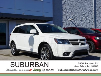Certified 2018 Dodge Journey AWD GT - 545080639