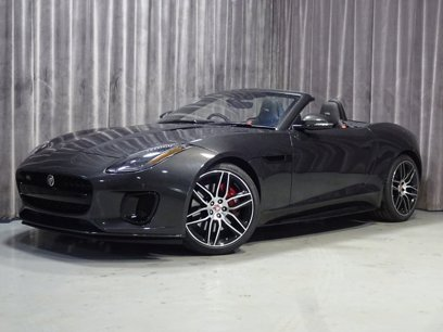 Used 2020 Jaguar F-TYPE Convertible - 534414279