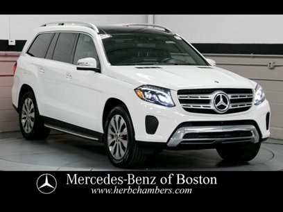 Used 2019 Mercedes-Benz GLS 450 4MATIC - 534019304