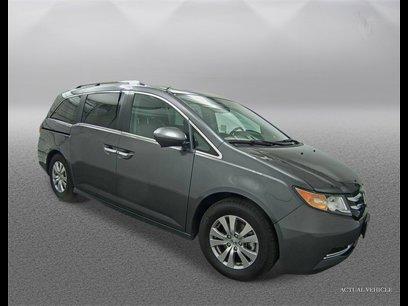 Certified 2017 Honda Odyssey EX-L - 544146297
