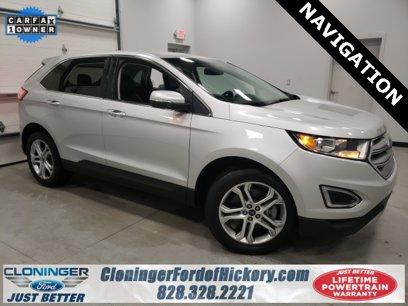Used 2016 Ford Edge FWD Titanium - 542297520