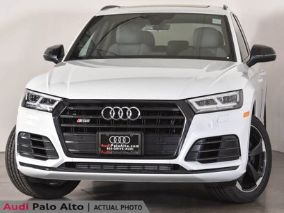 Certified 2019 Audi SQ5 Premium Plus - 522396396