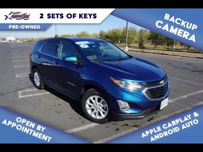Used 2019 Chevrolet Equinox FWD LT w/ 1LT - 569751561