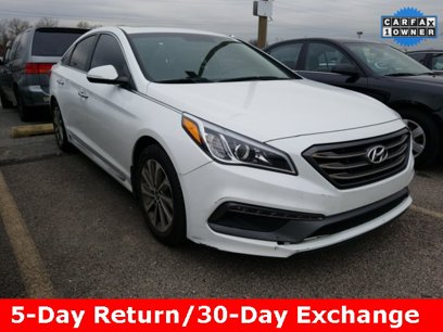 Used 2017 Hyundai Sonata Sport - 547221078