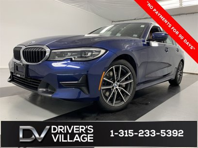 Used 2019 BMW 330i xDrive Sedan - 606297410