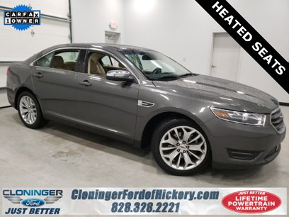 Used 2019 Ford Taurus Limited - 543047216