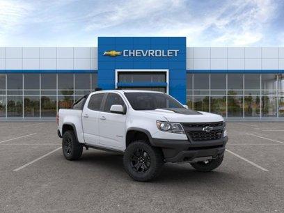 New 2020 Chevrolet Colorado 4x4 Crew Cab ZR2 - 537528048