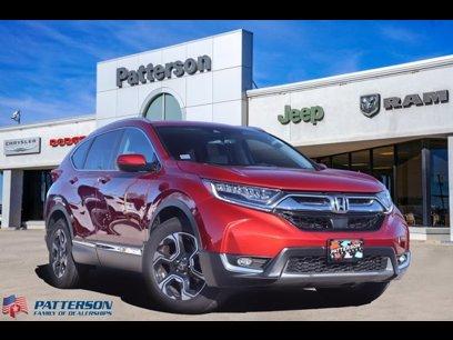 Used 2019 Honda CR-V FWD Touring - 562021572