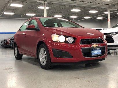 Used 2016 Chevrolet Sonic LT Sedan - 530691246