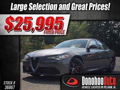 """Used 2017 Alfa Romeo Giulia Ti w/ TI 19"""" Sport Package - 564207094"""