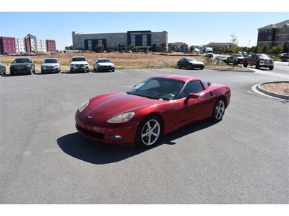 Used 2005 Chevrolet Corvette Coupe - 563896633