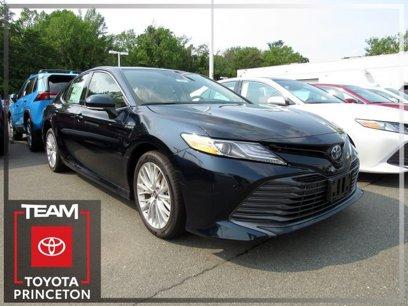 New 2019 Toyota Camry XLE Hybrid - 506903300