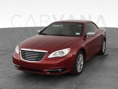 Used 2013 Chrysler 200 Limited Convertible - 548980710