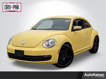 Used 2013 Volkswagen Beetle 2.5 Coupe - 562530031