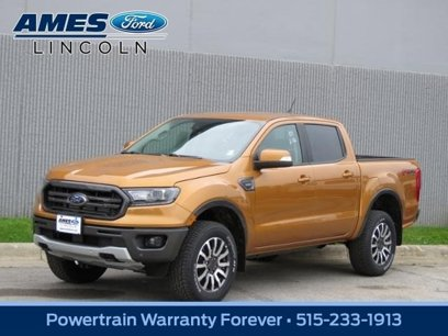 New 2019 Ford Ranger Lariat - 519403469