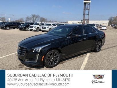 Certified 2017 Cadillac CTS Luxury AWD Sedan - 548614642