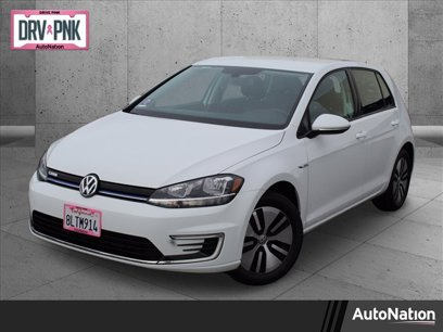 Used 2019 Volkswagen e-Golf SE - 562719994