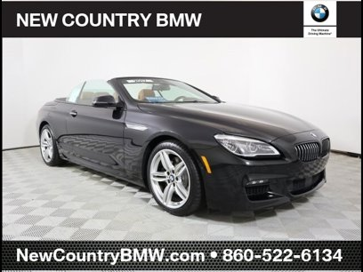 Used 2017 BMW 650i xDrive Convertible - 542327007