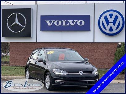Used 2019 Volkswagen Golf SE - 534004446