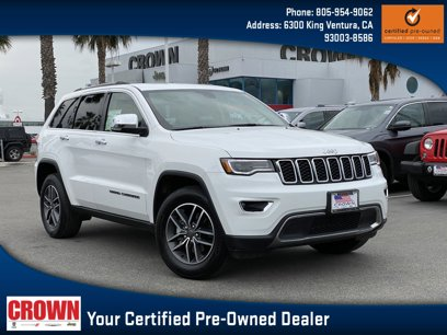 Certified 2019 Jeep Grand Cherokee Limited - 541584054