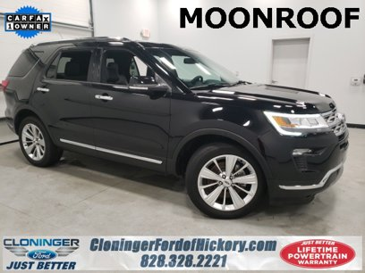 Used 2019 Ford Explorer 4WD Limited - 543393492