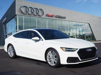 New 2019 Audi A7 3.0T Premium Plus w/ S Line - 505970879