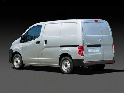 New 2020 Nissan NV200 SV - 545536414
