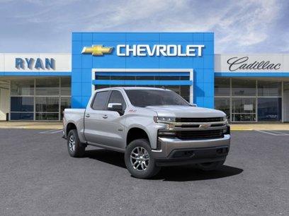 New 2021 Chevrolet Silverado 1500 4x4 Crew Cab LT - 568769299