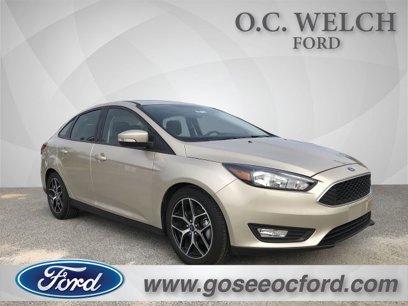 Used 2018 Ford Focus SEL Sedan - 526651324
