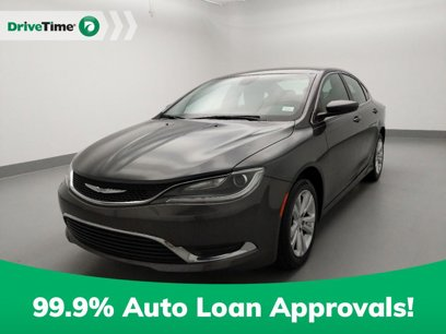 Used 2016 Chrysler 200 Limited - 564562947