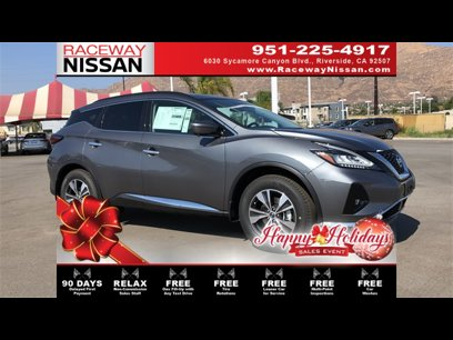 New 2020 Nissan Murano FWD SV w/ Premium Package - 562368497