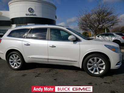 Certified 2017 Buick Enclave AWD Premium - 566221324
