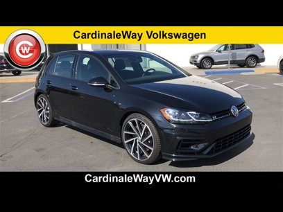 New 2019 Volkswagen Golf R 4-Door - 524927197