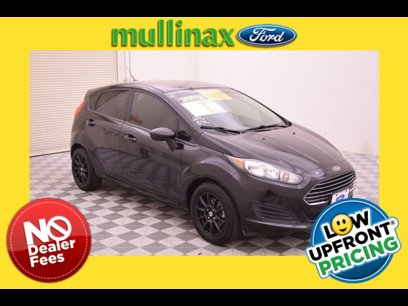 Used 2016 Ford Fiesta S Hatchback - 547325188