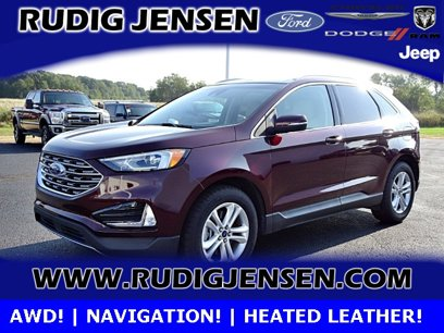 Used 2019 Ford Edge AWD SEL - 527991858