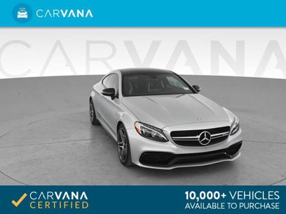 Used 2017 Mercedes-Benz C 63 AMG S Coupe - 545232703