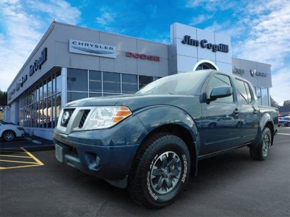 Used 2019 Nissan Frontier 4x4 Crew Cab PRO-4X - 565528747